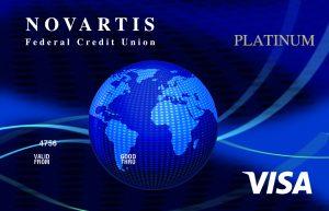 Visa CC Front